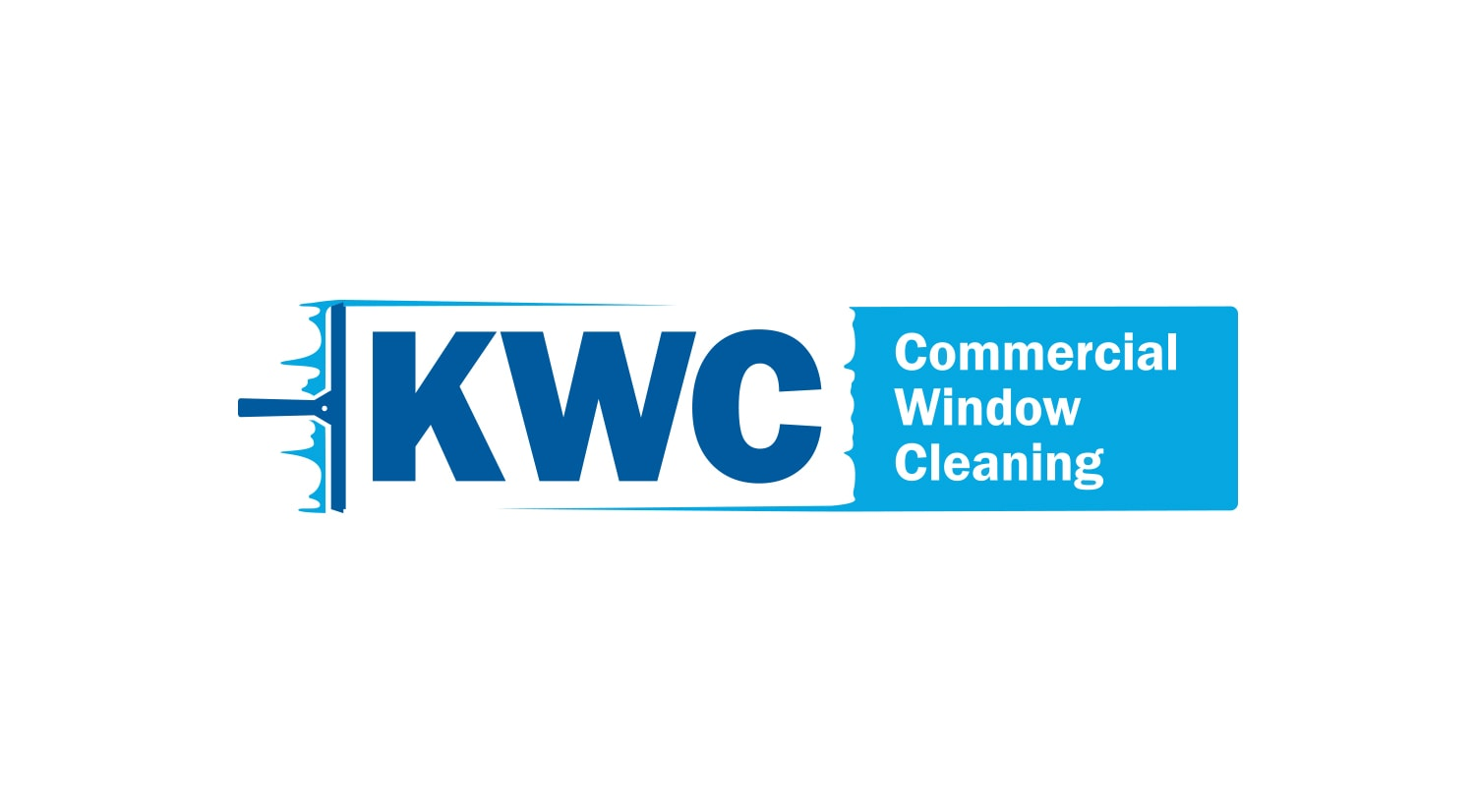 KWC Commercial Window Cleaning Logo