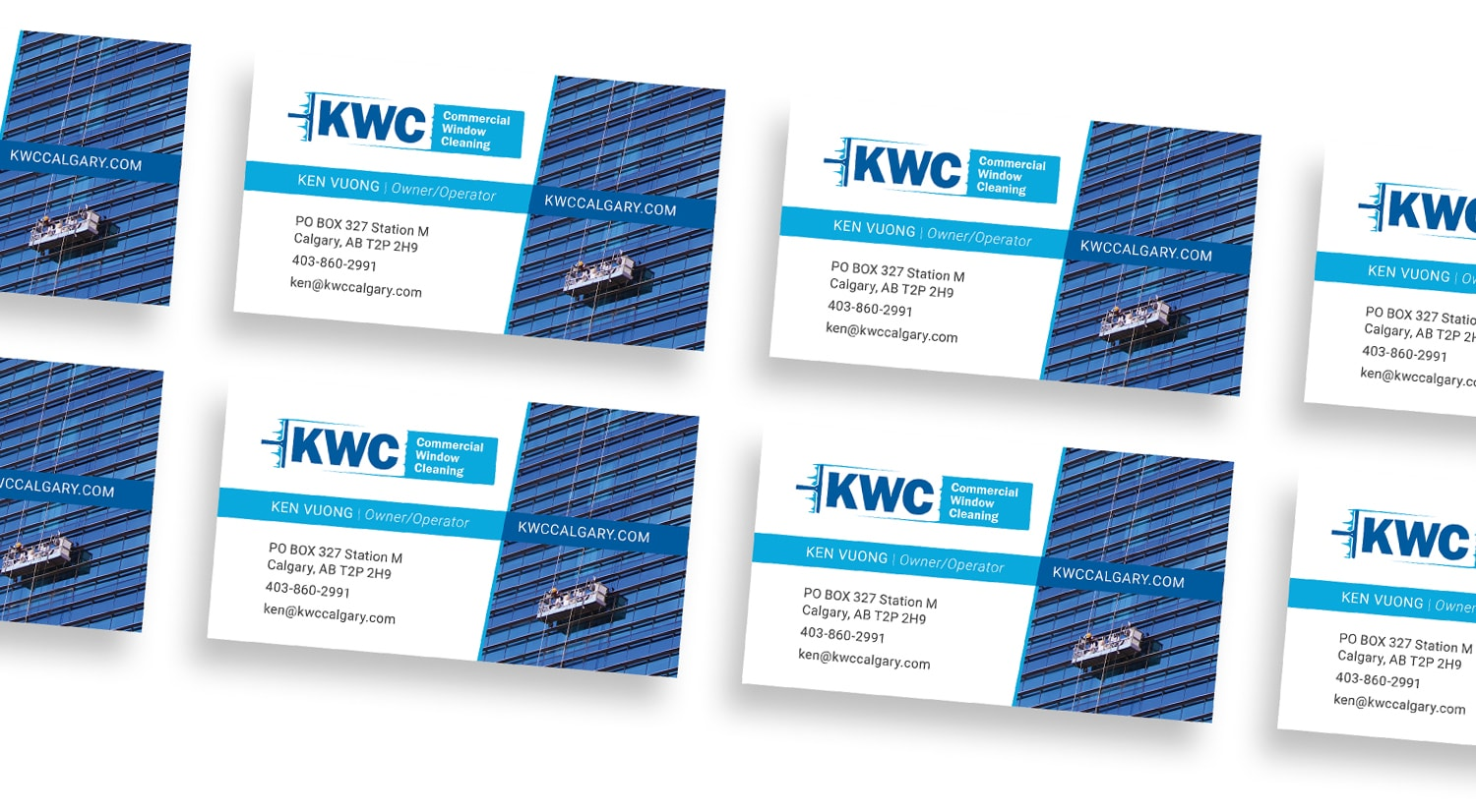 KWC Business Card