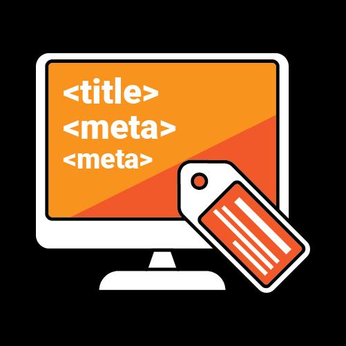 Meta Tag Generator Tool Icon